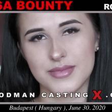 Alyssa Bounty first porn audition - WoodmanCastingX