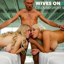 Casca Akashova & London River - Wives on Vacation