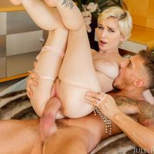 Skye Blue gets Ravished by the biggest Cock she's Ever had