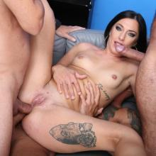 Sabrina Ice Double Anal Destination, Gapes & Swallow
