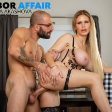 Casca Akashova - Neighbor Affair - Naughty America