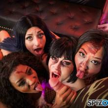 Jessica Jaymes, Lexi Mansfield, Nikki Knightly & September Reign - Spizoo