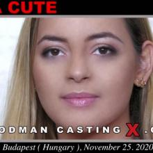 Diana Cute has an audition with Pierre Woodman - WoodmanCastingX
