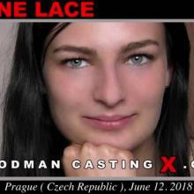 Leanne Lace first porn audition by Pierre Woodman - WoodmanCastingX