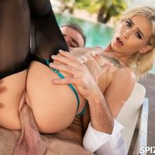 Kiara Cole Fucks her Sugar Daddy - Spizoo
