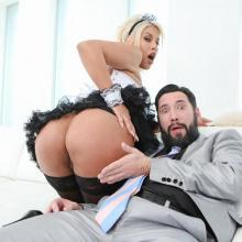 Bridgette B. - Cherry Pimps - A Very Thorough Cleaning Maid