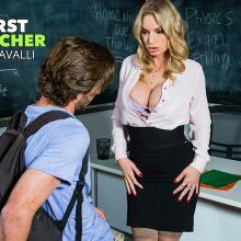 Rachael Cavalli - My First Sex Teacher - Naughty America