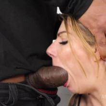 Lilly Veroni has rough Anal Sex with Black Schlong