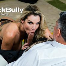 Kayla Paige - Big Cock Bully - Naughty America