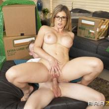 Cory Chase - Mommy Got Boobs - Moving Day MILF